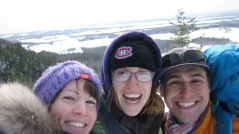 Wolf's Trail Lookout, Gatineau Park