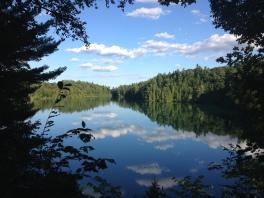 Pink's Lake, Gatineau Park