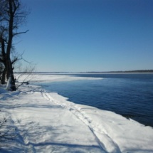 Snowshoe Adventures, Ottawa River