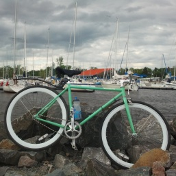 Aylmer Marina, 30 km Evening Loop