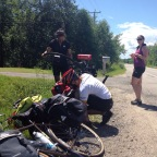 Cycle Touring: A New Love Affair