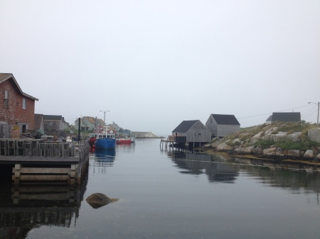 Town of Peggy's Cove