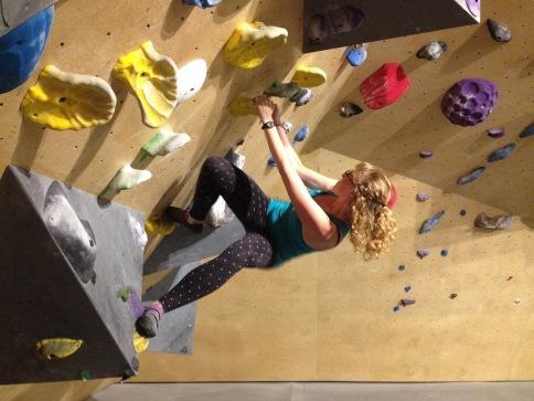 Climbing things!