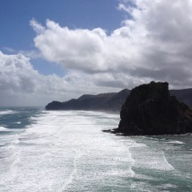 Lion's Head at Piha