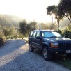 My first car, Bo-roamer. Because I'm Bo and I'm roaming...get it?