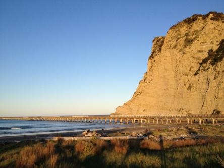 Tolaga Bay...the longest wharf in the southern hemisphere.