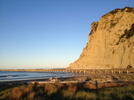 Tolaga Bay...the longest wharf in the southern hemisphere.