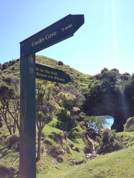 Cook's Cove Trail