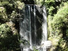 Waterfall along the Lake Waikaremoana Circuit