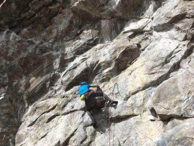 Skaha Britt Climbing Wave